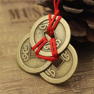 Looks like a good luck charm - Money Amulet