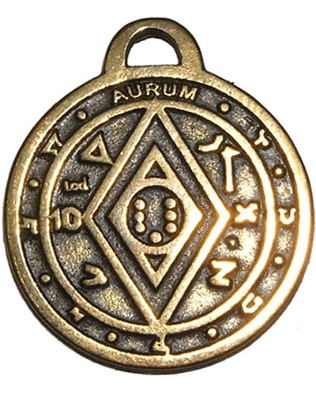 Amulet for luck and money with their hands - Money Amulet